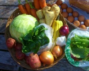 A December Produce Share