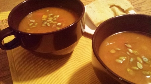 Arizona Pumpkin Soup