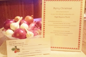 Gift certificates are available for the holidays or for any occasion.